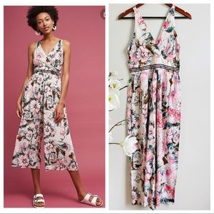 Plenty by Tracy Reese floral jumpsuit